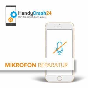 Apple iPhone Mikrofon Reparatur