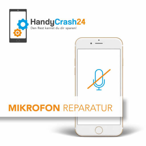 Apple iPhone Mikrofon Reparatur
