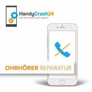 Apple iPhone Ohrhörer Reparatur