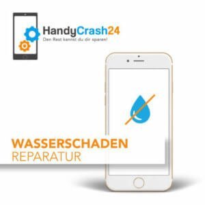 Apple iPhone Wasserschaden Reparatur