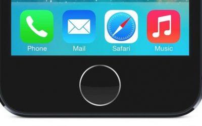 iPhone Homebutton Reparatur   Handycrash24
