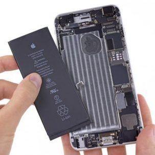 iPhone Akku Reparatur   Handycrash24