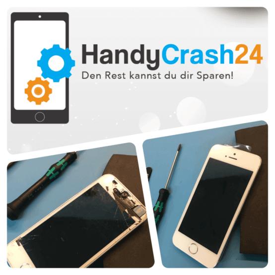iPhone Display Reparatur Vorher & Nachher