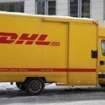 Kurierdienst DHL