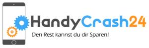 Handycrash24 Logo - Reparaturen von Smartphone und Tablets