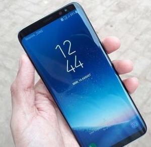 Samsung S8 Glasbruch
