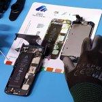 Reparatur für Smartphone und Tablet